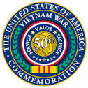 Vietnam commemoration logo
